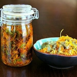 Calendula (Infused) Carrier Oil